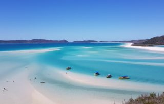 AUSTRALIA WATERFRONT WHITE SANDS
