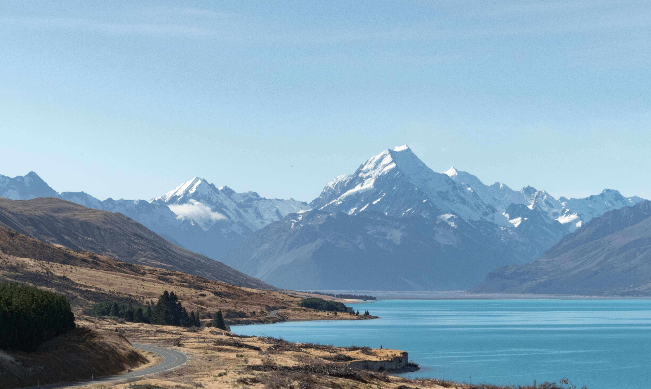 Top 5 Destinations in the South Island