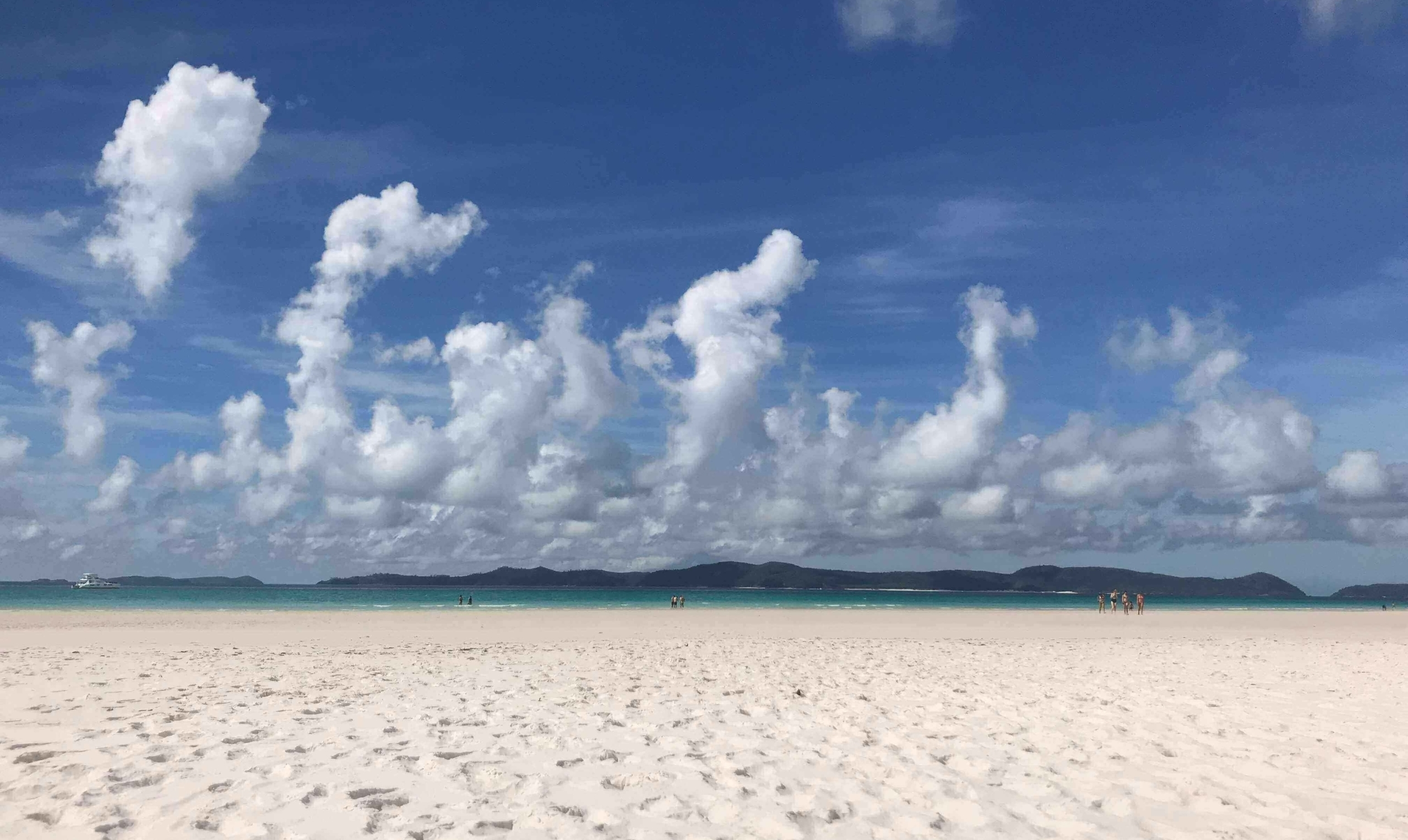 Whitsundays, Reef and Rainforest - Part 1