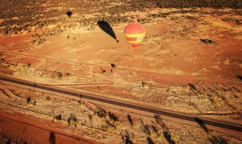 Outback Hot Air Balloon Experience