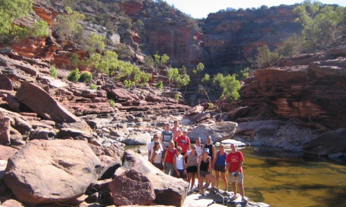 6 Day Perth to Exmouth one-way tour - Red Earth Safaris